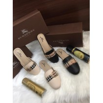 New Arrival Burberry Mules
