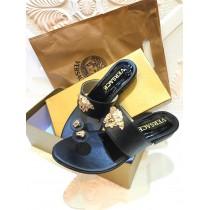 Versace T Flat Slipper