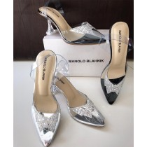 New Manolo Blahnik Heel Sandals