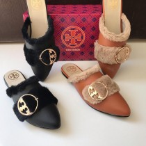 Tory Burch Ring Pump Style Slippers