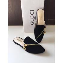 Gucci Shoe Style Zip Slipper SCM-016