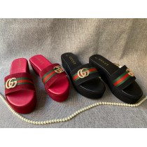 GUCCi Strip Wedges