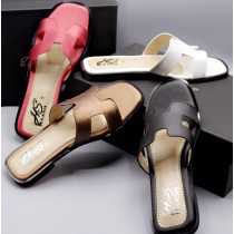 Haash Casual Flat Slippers