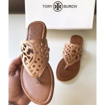 New Tory Burch Studio Flat Slippers