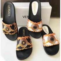 Versace Sig Textured Casul Slipper