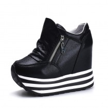 Women's Autumn High Heels Casual Shoes