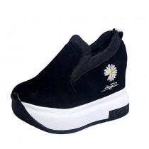 Women's Flower High Heels Casual Shoes