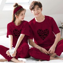 Pack of 2 New Couple Night Dress