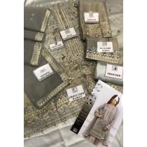 ANUS IBRAR Desinger MASOORI Bridal embroidery suit