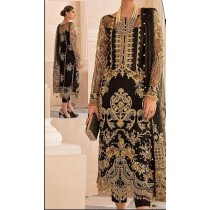 GULAAL Heavy Alternate Embroidered Suit