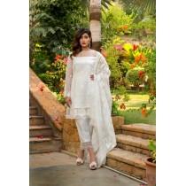 AY Fashions Haya Embroidered Collection 3pcs AY-004