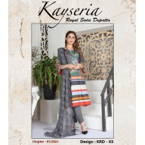 KEYSERIA BY THE G-M TEXTILES EMBROIDERED COLLECTION - 03