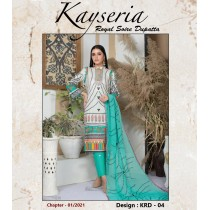 KEYSERIA BY THE G-M TEXTILES EMBROIDERED COLLECTION - 04