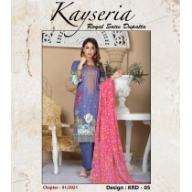 KEYSERIA BY THE G-M TEXTILES EMBROIDERED COLLECTION - 05