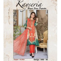 KEYSERIA BY THE G-M TEXTILES EMBROIDERED COLLECTION - 06
