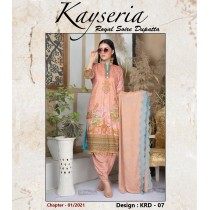KEYSERIA BY THE G-M TEXTILES EMBROIDERED COLLECTION - 07