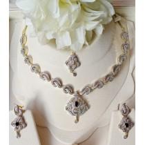 The Ayla Elegant Necklace Set