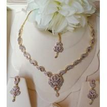 The Ayla Elegant Necklace Set OZ-0027