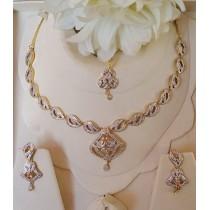 The Ayla Elegant Necklace Set OZ-0028