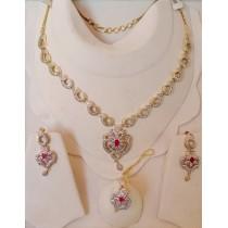 The Ayla Elegant Necklace Set OZ-0031
