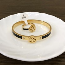 Tory Burch Bangle with Tory Burch Ring