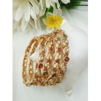 Traditional Bangle Set 4 Pcs RB-004